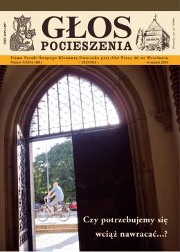 wrzesień 2014 - Parafia św. Klemensa Dworzaka