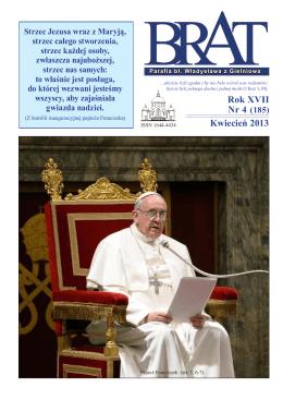 Kwiecień 2013 Rok XVII Nr 4 (185)