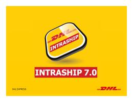 INSTRUKCJA OBSŁUGI IntraShip 7.0 - e
