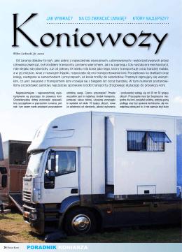 """""""Kon iowozy"""" - Sierpień 2010"""