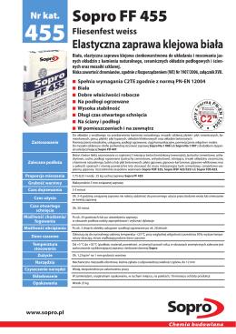 Sopro FF 455 - Silver