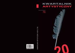 76 - Kwartalnik Artystyczny