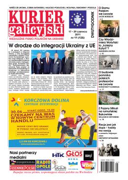 Kurier Galicyjski 11/2011