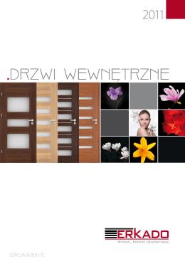 drzwi wewnętrzne - Drzwi i okna Kraków