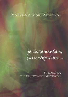 Marzena Marczewska Książka