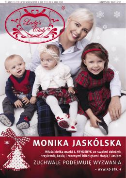 MONIKA JASKÓLSKA - Ladys Club Magazyn