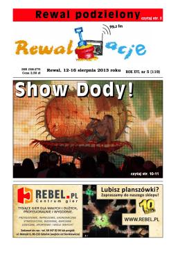 Rewalacje - nr 5/2013