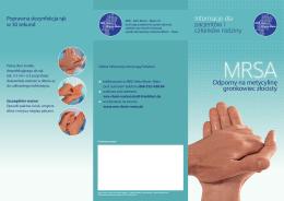 Odporny na metycylinę gronkowiec złocisty - MRE-Rhein-Main