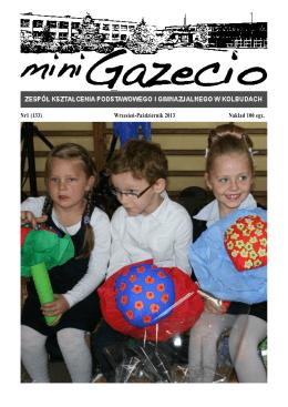 MG wrzesień – październik 2013