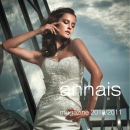 Annais Bridal Magazine 2010/2011