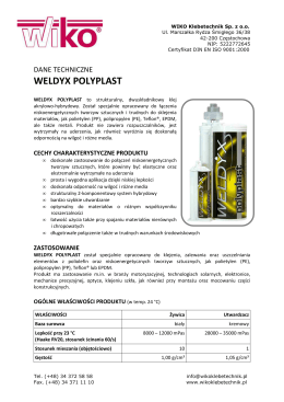 TDB - Gluetec Industrieklebstoffe