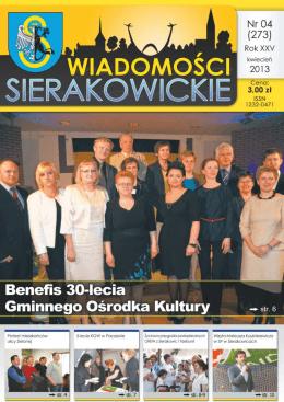 WYSTAWKA w Gminie Sierakowice
