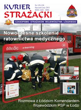 STRAŻACKI - Komenda Wojewódzka Państwowej Straży Pożarnej