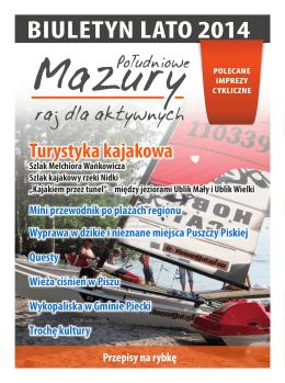 Biuletyn Turystyczny - Lato 2014