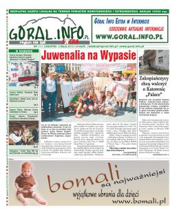 Nr 11/2013 - Goral.info.pl