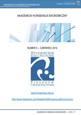 Newsletter Czerwiec 2014