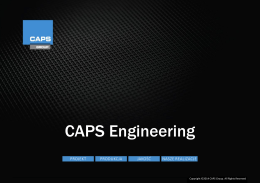 CAPS Engineering