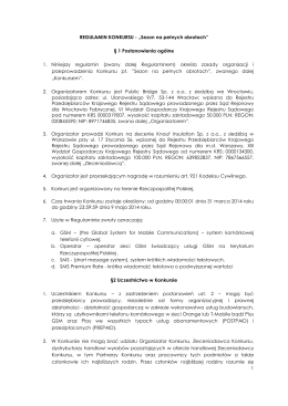 20140430_Konkurs SMS_Knauf Insulation_Public