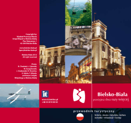 Bielsko-Biała - Miejskie Centrum Informacji Turystycznej
