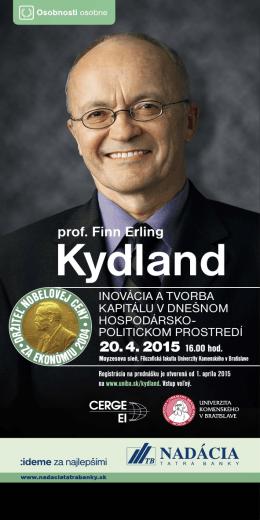 Kydland - Nadácia Tatra banky