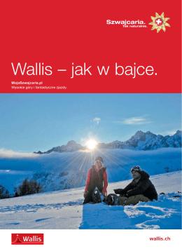 Wallis jak w bajce. Zima 2013/2014