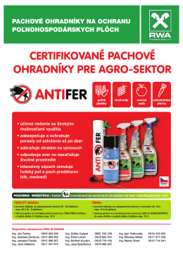 Letak Antifer 2015