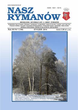 styczeń PDF - Nasz Rymanów