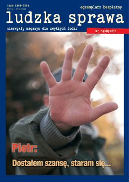 Nr 5(50)2011 - ludzka sprawa