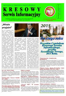 Wejście - Wydanie numer 1/2015 (44)