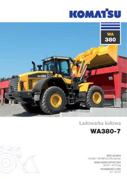 WA380-7 - Komatsu