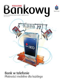 Bank w telefonie - Bankomania