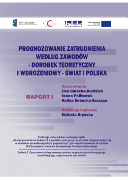 Pobierz pełną wersję Raportu I