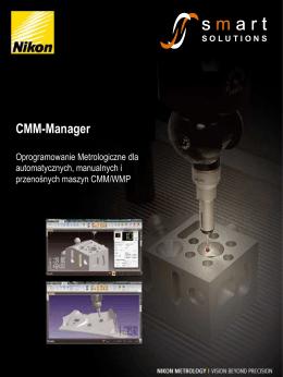CMM Manager 3.0_PL