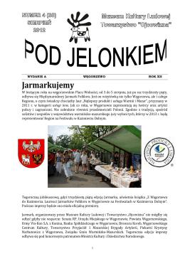 Jarmarkujemy - Muzeum Kultury Ludowej w Węgorzewie