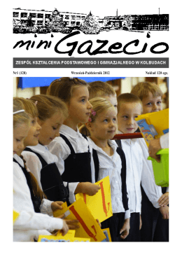 MG wrzesień – październik 2012