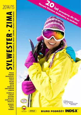 SYLWESTER • ZIMA - Biuro Podróży Index