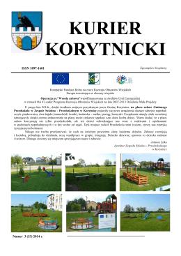 Kurier Korytnicki nr. 3 (53) 2014 r..pdf