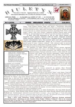 03.03.2013-13 - Polska Parafia w Leeds