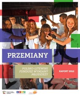 raport 2012 - Fundacja Rozwoju Systemu Edukacji