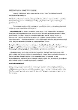 pobierz PDF - Metoda Arkady