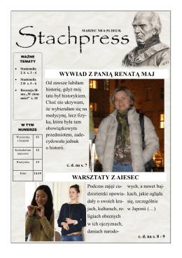 Marzec 2012 - staszic.kylos.pl
