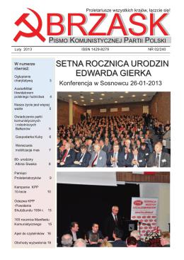 Luty - Komunistyczna Partia Polski
