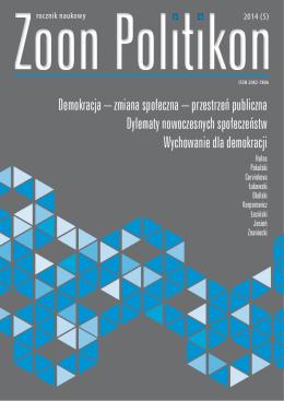 Zoon Politikon - Decydujmy razem