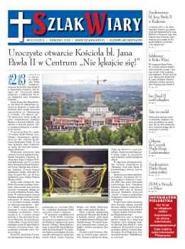 02/2013 - Informator Pielgrzyma