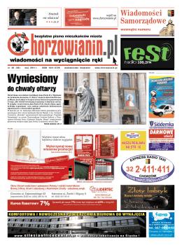 Nr 5 (05.2011) - Chorzowianin.pl
