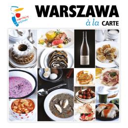 Warszawa à la carte