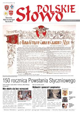 Slowo n01.indd - Słowo Polskie