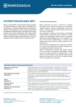 SYSTEM POWLEKANIA MP3 - publications