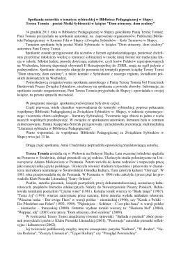 Spotkania autorskie o tematyce sybirackiej w Bibliotece