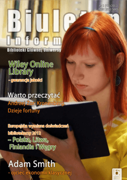 Wersja PDF - Biblioteka Główna UEK